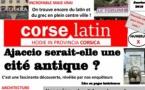 Corse Latin Numerus X