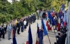 Des élèves du Collège Fesch ont participé à la Journée d'Hommage nationale aux Harkis