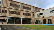 Nouveau site pour le nouveau collège du Stilettu