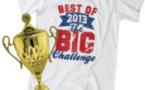 Les résultats du concours national anglais The BIg Challenge édition mai 2014