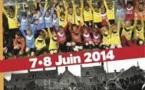 La classe foot en Normandie pour le tournoi de la liberté