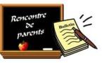 Réunion Parents Professeurs
