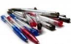 Recyclage des stylos