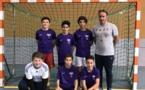 Finale académique Futsal : les Padule au top !