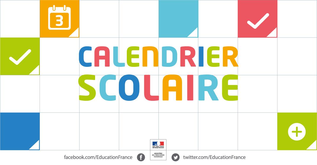 Calendrier 2019 Et 2021 Education Nationale Calendrier Scolaire 2020 2021