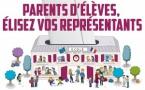 Elections des représentants de parents au conseil d'école