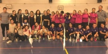 Rencontre amicale de Futsal