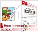 Le B.2.I. (brevet informatique et internet)