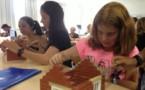Fabrication en classe de Technologie