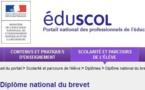 Diplome National du Brevet - Site officiel