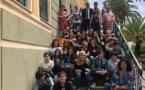 Visite à l'assemblée de Corse