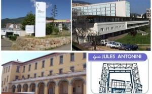 PRESENTATION DES LYCEES D'AJACCIO AUX FAMILLES