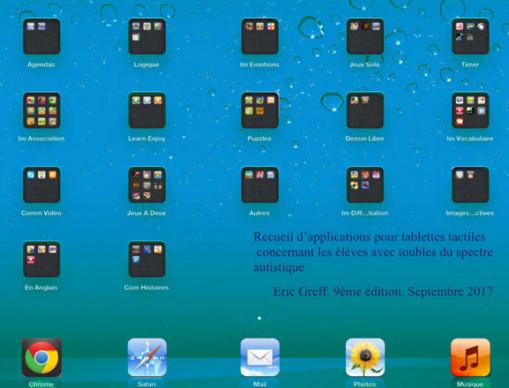 #Dernières minutes estivales : école inclusive, comité de suivi, appli tablettes TSA#