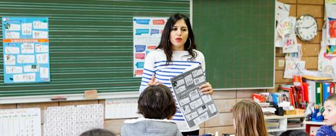Accompagnement et formation des professeurs des écoles stagiaires