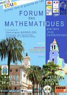 Forum des mathématiques