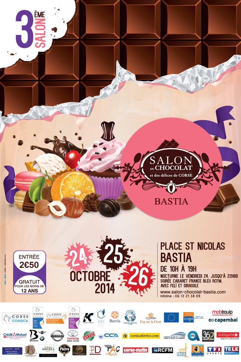 3eme SALON DU CHOCOLAT DE BASTIA