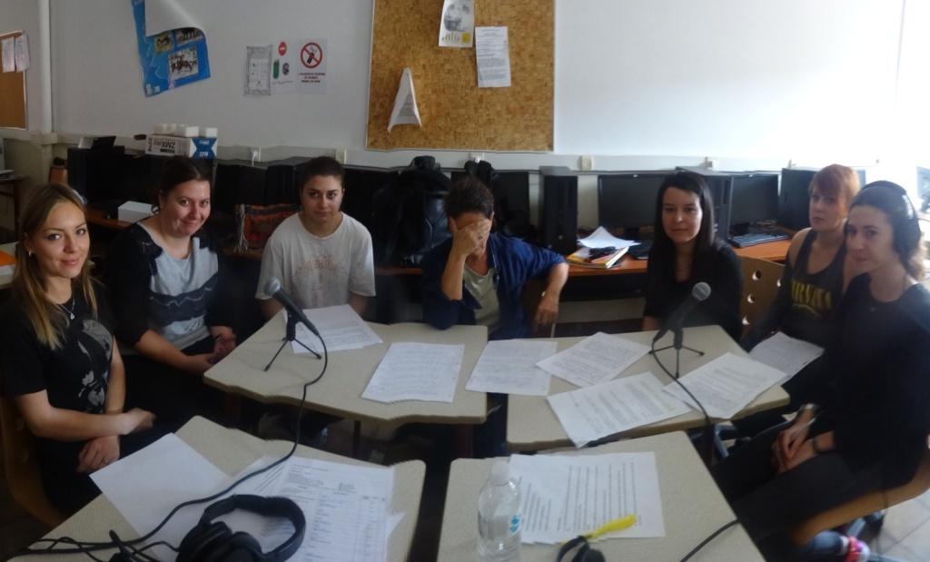 Les invitées de RJN pour parler du réchauffement climatique en 2115.
