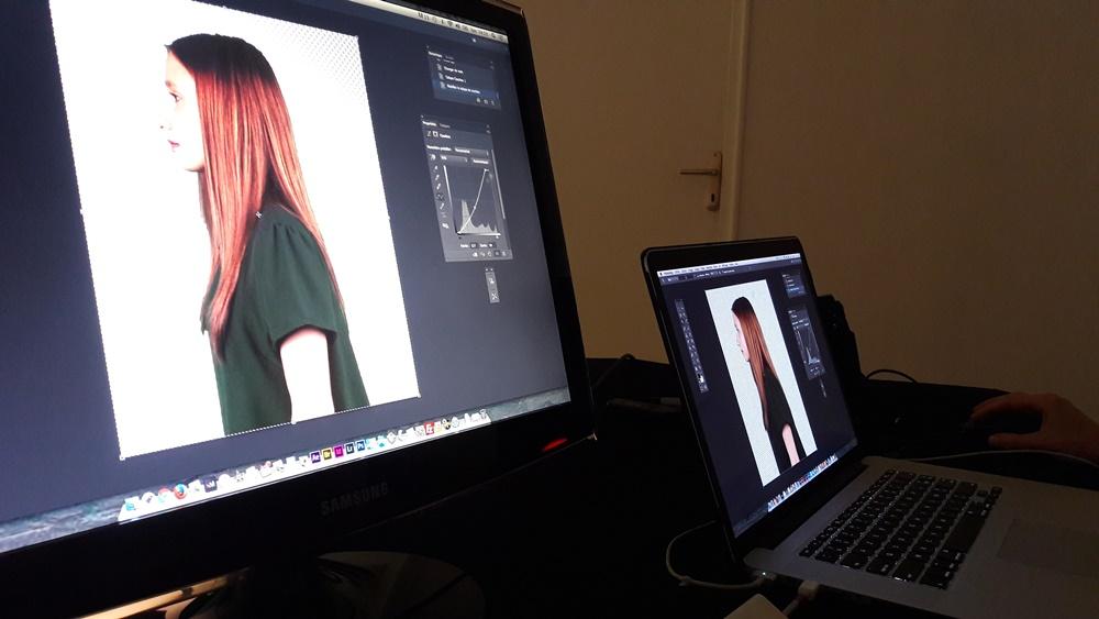 Initiation au photomontage, de la prise de photo sur fond vert à la retouche d'images et à la composition graphique