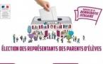 Semaine de la Démocratie - Election des représentants des parents d'élèves.