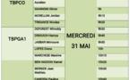 CALENDRIER DE PASSAGE DU CCF ARTS APPLIQUES EN SALLE 106