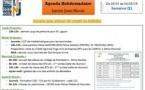 L'Hebdo du 29/01 au 05/02