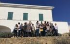 La classe de seconde 3 prépare un webdocumentaire sur la biodiversité à Ajaccio