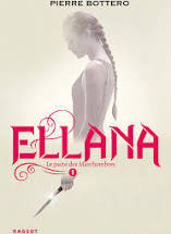 Le livre de la semaine: Ellana