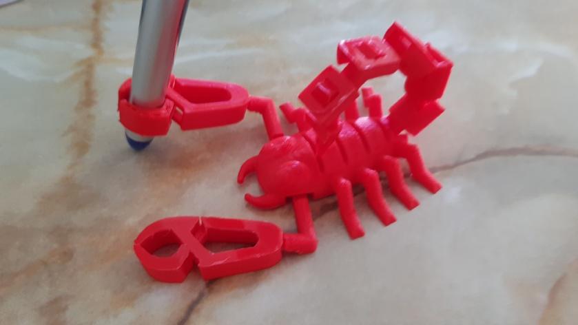 Scorpion articulé   CR10-S