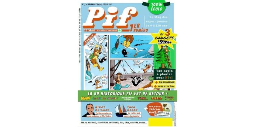 PIF le Mag | Décembre 2020