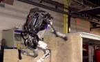 Robotique : Parkour Atlas