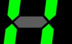 Mon Arduino afficheur 7 segments