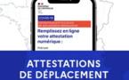 Attestations de déplacement | COVID-2020