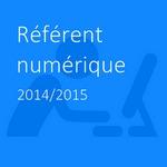 Référent numérique : bilan 2014/2015