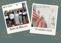 """Concours """"Bulles de Mémoire"""""""