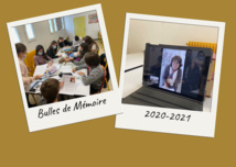 """Concours """"Bulles de Mémoire"""" 2020-2021"""