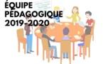 Équipe pédagogique 2019-2020