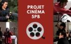 Les élèves de 5PB font leur cinéma !