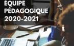 Équipe pédagogique 2020-2021
